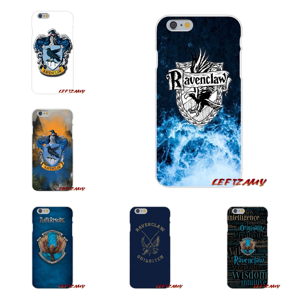 Accessories Phone Cases Covers For Samsung Galaxy S3 S4 S5 MINI S6 S7 edge S8 S9 Plus Note 2 3 4 5 8 harry potter ravenclaw