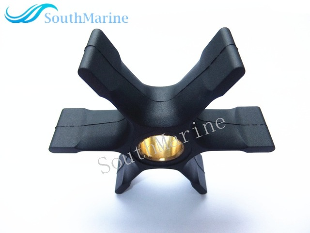 US $15 6 20% OFF|377992 Boat Motor Parts Impeller for Johnson Evinrude OMC  BRP 60HP 65HP 75HP 80HP 85HP 90 HP Outboards-in Boat Engine from