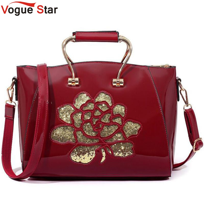 ФОТО Women Classic tote handbags flower bag for lady's bolsas feminina famous brand designer shoulder bag leather messenger bag LS601