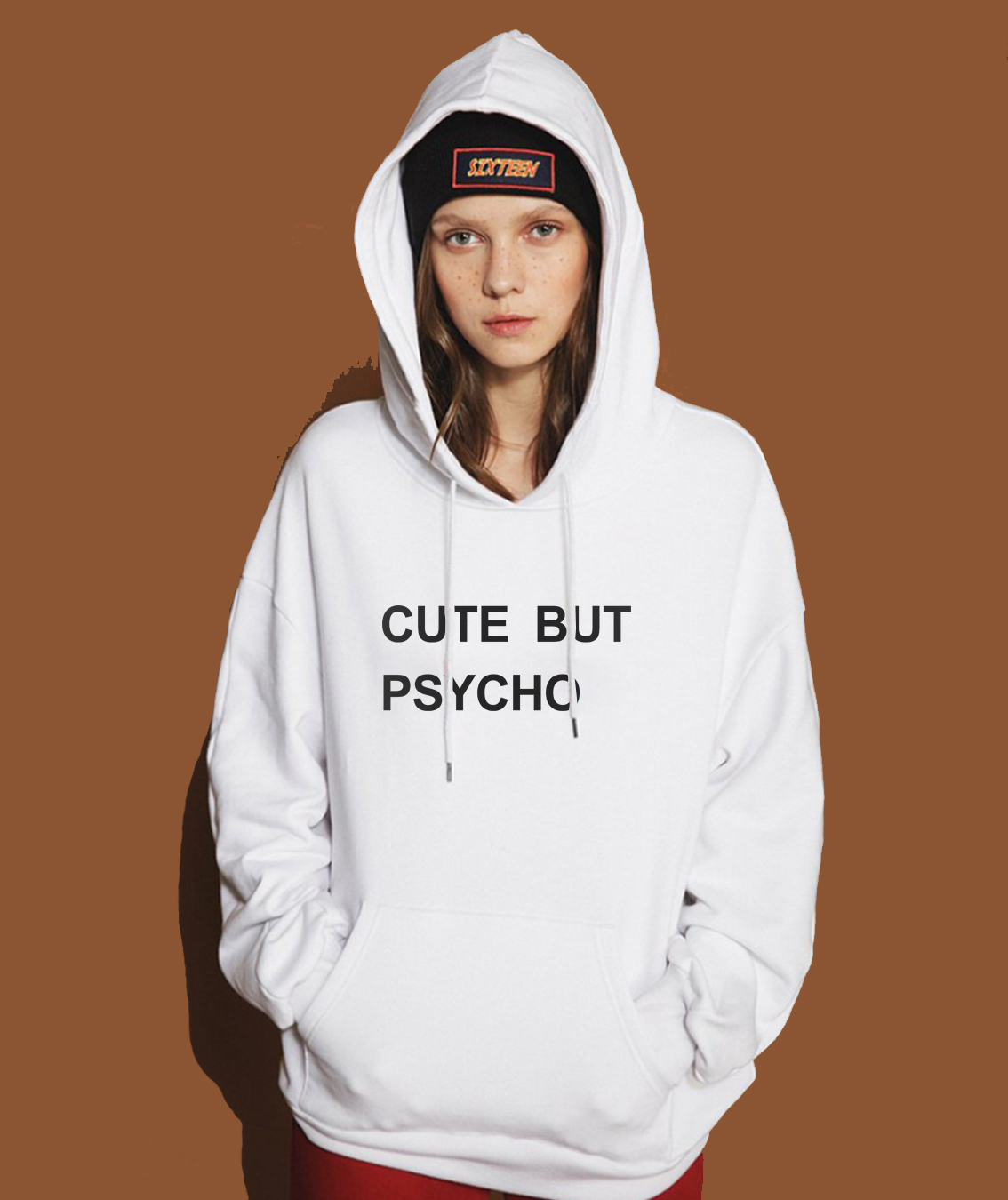 2019 Spring Fleece Winter Women's Sweatshirt Print fashion Casual Hoody For Women Kpop Clothes Hip Hop Pullover Female Hoodies
