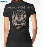 Gildan Only4U T Shirt Printing Online All Men Are Created Equal But Only The Best Are