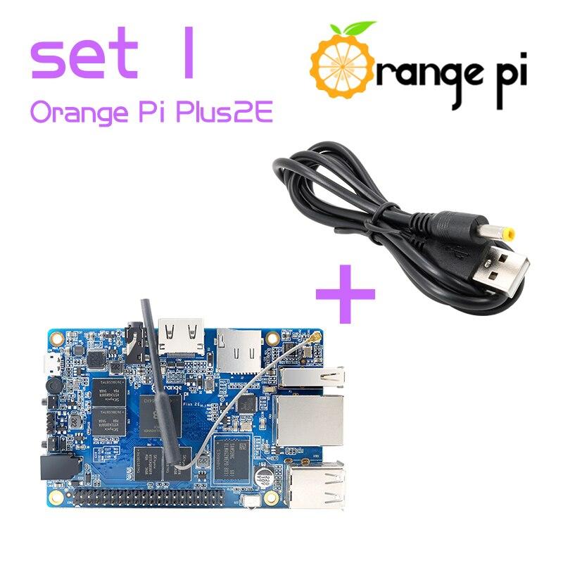 Orange Pi Plus 2E SET1 Orange Pi Plus 2E USB to DC 4 0MM 1 7MM