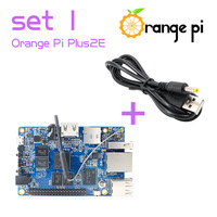 Orange Pi Plus 2E  SET1: Orange Pi Plus 2E+ USB to DC 4.0MM - 1.7MM Power Cable Beyond Raspberry