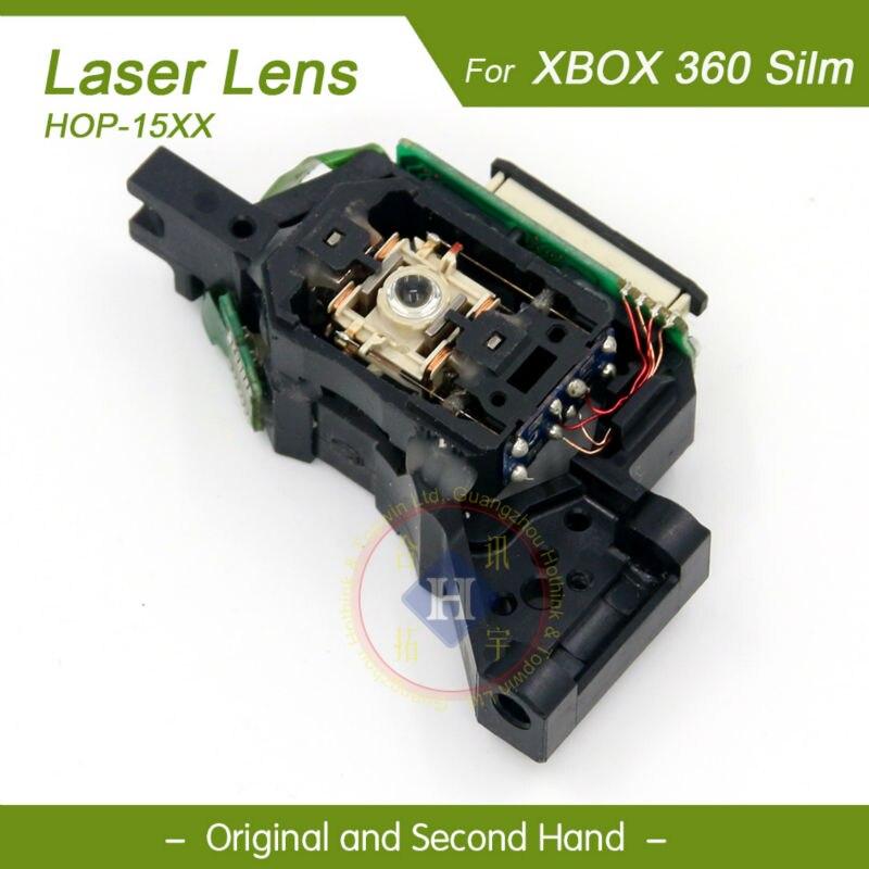 HOTHINK Replacement Laser Lens HOP-15X Hop 15XX For Xbox 360 Slim Benq Liteon DG-16D4S DG-16D5S DVD Drive