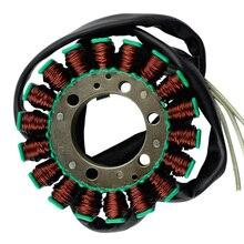 Мотоцикл генератор Запчасти обмотки статора Comp для YAMAHA XT600 XT 600 1990-1995 XT500E 90 92-94 XT400E 91-92 TT600 94 96-98 04