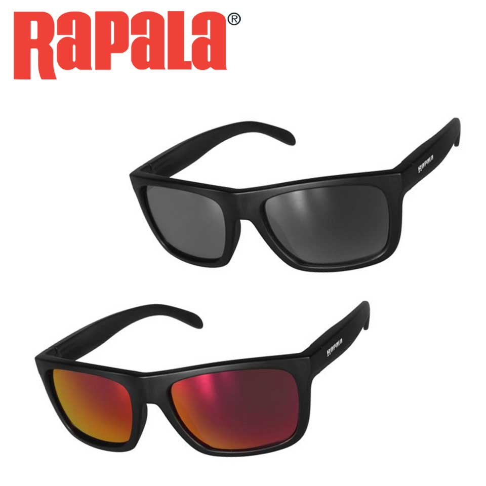 RAPALA 100% Polarized Fishing Glasses Outsports Sunglasses UV Protection Anti-blue Light Clearly Vision Fishing Cycling Hiking