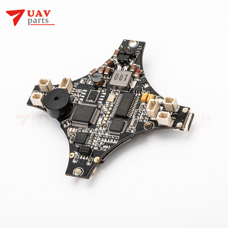 DYS 83mm mirco brushless drone ELF spare part mini F3 Flight controller for FPV racing drone
