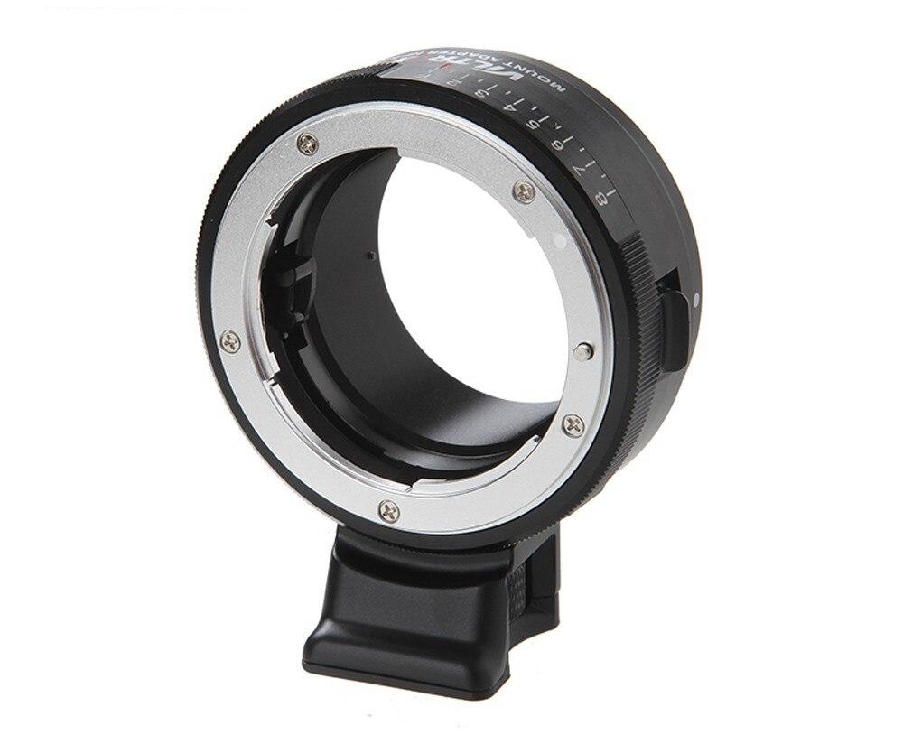 Adaptador de lente Viltrox NF-NEX Soporte para trípode Marcador de - Cámara y foto - foto 5