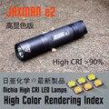 JAXMAN E2 Nichia 219B 18650 LED flashlight torch High color rendering index