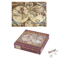 1000 Pcs/ensemble DIY Jigsaw Puzzle Célèbre Peinture de Monde Art Gallary Peinture À L'huile DIY Jigsaw Puzzle Créativité Imaginer Jouets