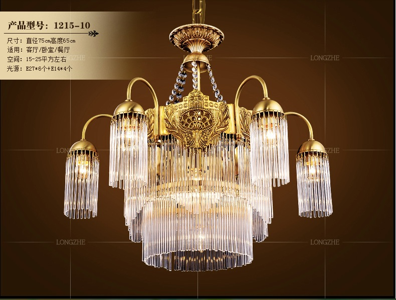 Free Shipping Modern Style Brass Pendant Lamp E14 Led Glass Shade Hanging Lighting For Dining Room 100% Guaranteed modern crystal chandelier led hanging lighting european style glass chandeliers light for living dining room restaurant decor