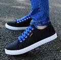 Hombres zapatos 2016 hombres calientes de la venta de sólida y confortable del estilo del deporte zapatos para hombre ocasional otoño visten zapatos exterior