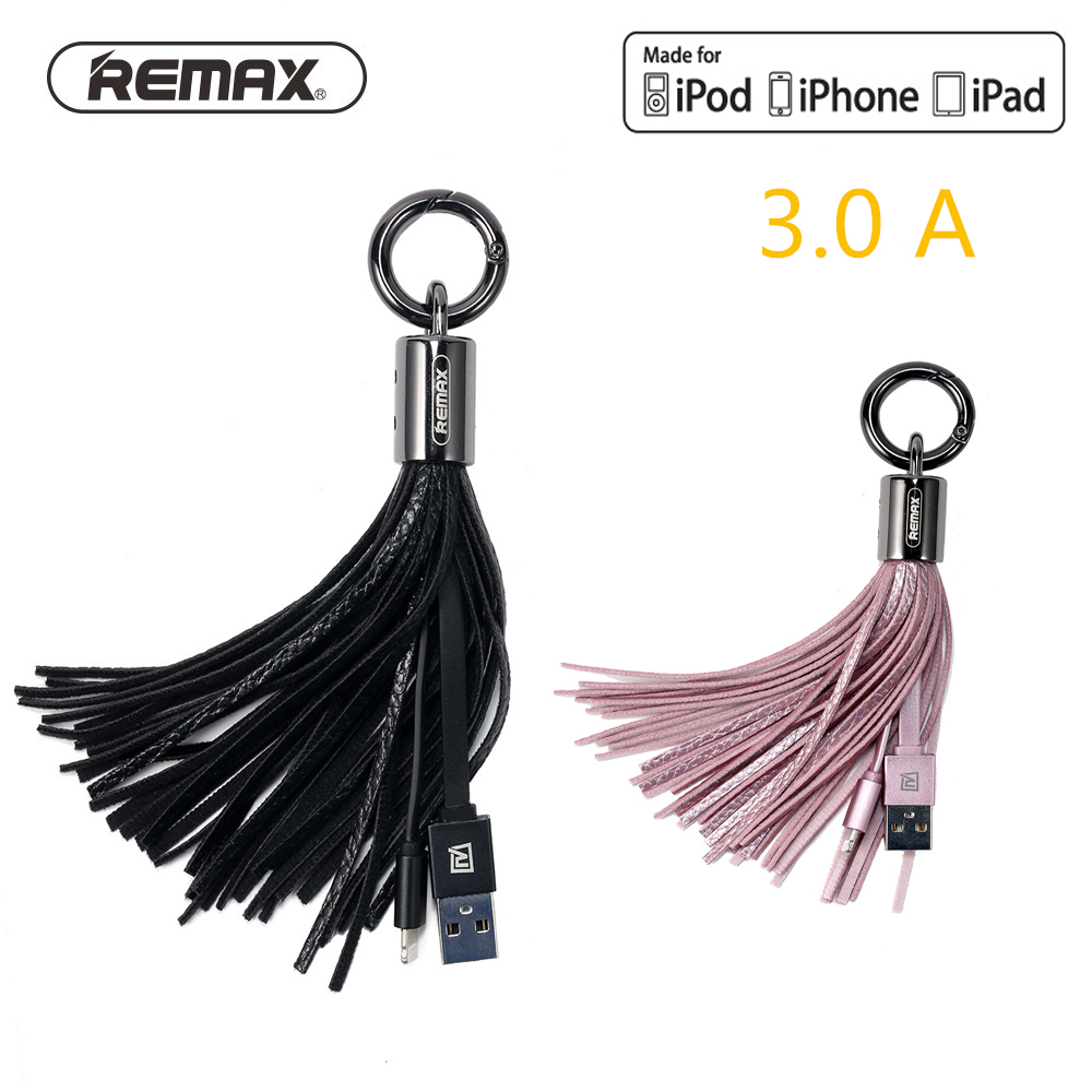 Remax USB Charger Cable for iPhone 5s 6 6s Plus iPad mini 8PIN 3 0 Fast