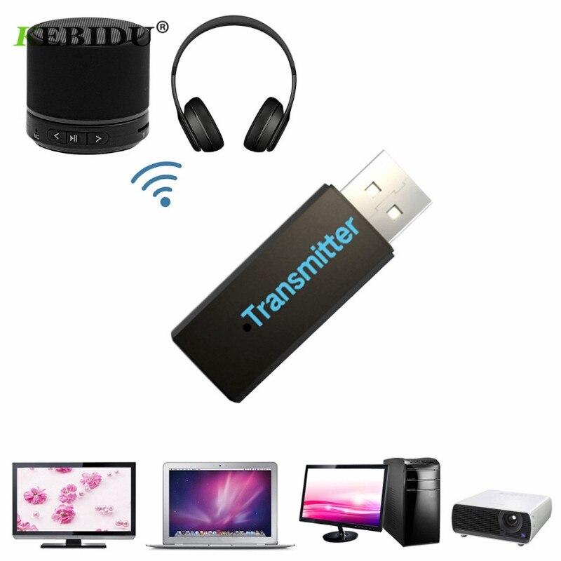 Tragbares Audio & Video Herzhaft Kebidu Bluetooth Sender Tragbare Stereo Audio 3,0 Wireless Usb Adapter Für Tv Pc Computer Zu Bluetooth Kopfhörer/lautsprecher