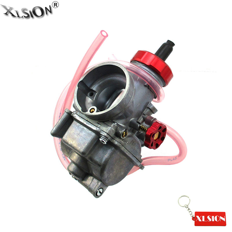 XLSION Aftermarket 28mm Carburetor Carby For Keihin PE28 Racing Carb 200cc 250cc Pit Dirt Bike Motorcycle
