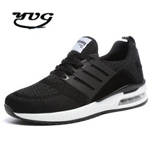 Hommes Chaussures de Sport Chaussures de Course Pas Cher Marque Sneakers Blanc Zapatillas Hombre Deportiva Respirant Masculino Esportivo Noir Chaussures(China)