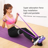 Self Suction Sit Up Abdominal Core Household belly lazy Workout Strength Training Bar Stand Fitness Abdominal device
