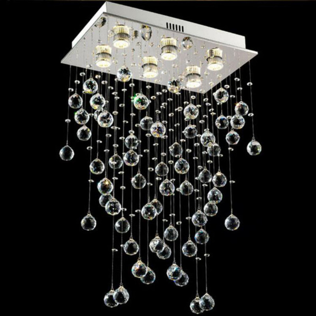 Manggic 2018 New Modern Special Price Contemporary Crystal Pendant Lights Home Lighting
