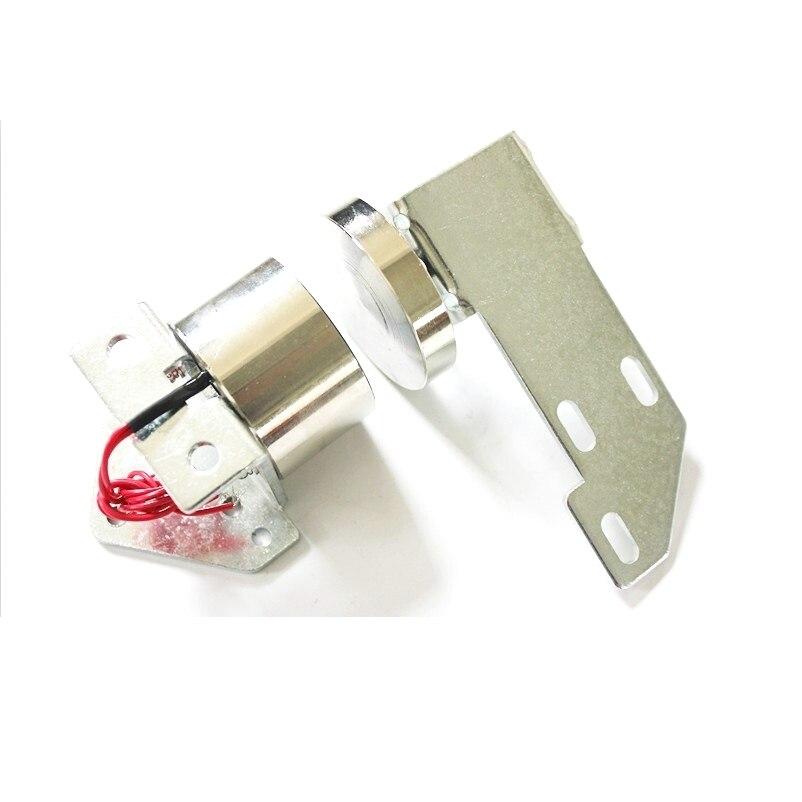 DC12V 150lbs Magnetic Lock For Sliding Door Automatic Door