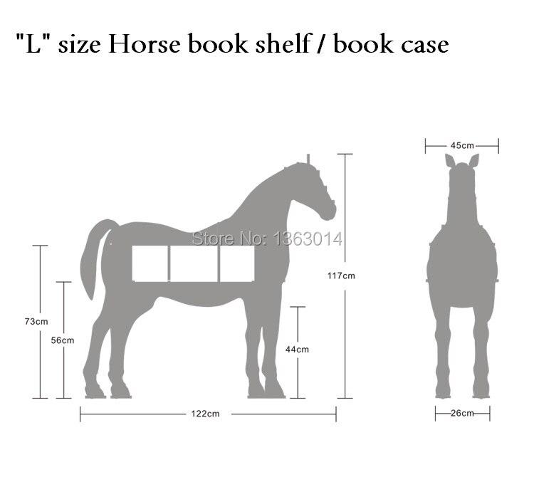 L size Horse