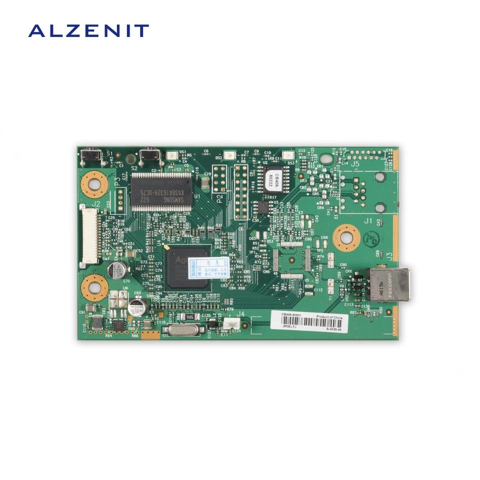 GZLSPART For HP 1022 1022N Original Used Formatter Board CB407-60001 CB504-60001 Laser Printer Parts On Sale