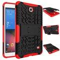 Для Samsung Galaxy Tab 4 7.0 SM T230 Случае Крышка Коке T231 T235 Heavy Duty Прочный Влияние Гибридный Чехол Подставка Защитная Крышка