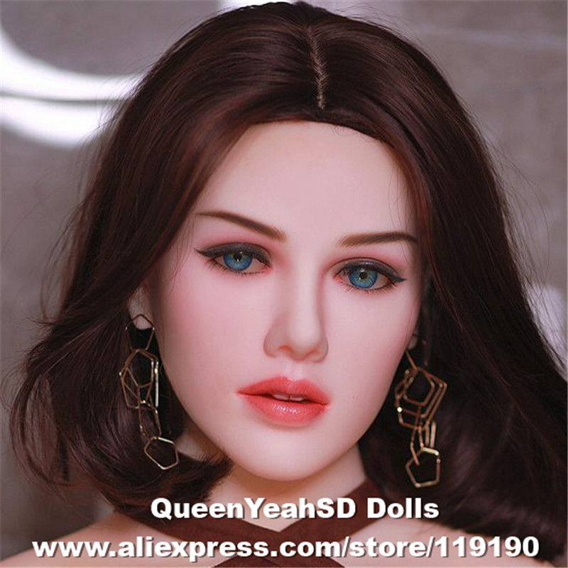 Oral <font><b>Sex</b></font> <font><b>Doll</b></font> Head For Chinese Love <font><b>Dolls</b></font> Sexy <font><b>Doll</b></font> Silicone Heads With Oral <font><b>Sex</b></font> Adult Products for <font><b>dolls</b></font> From 140-<font><b>175cm</b></font> Body image