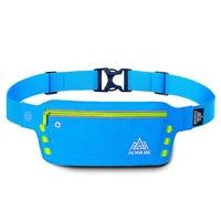 AONIJIE Ultralight Water Resistant Running Waist Bag Flashing LED Lights Waist Pack Running Belt Bag