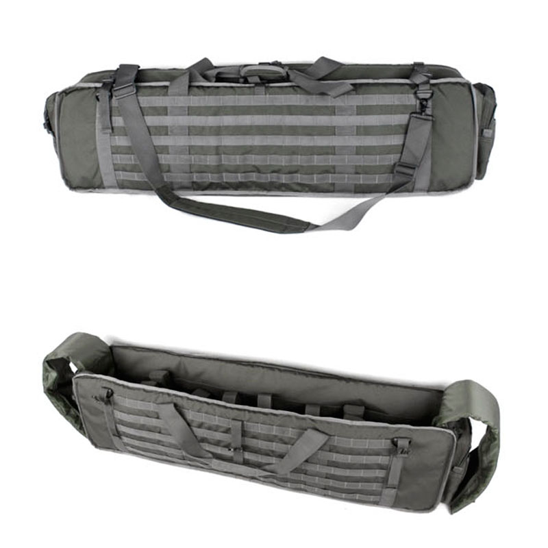 NEW 2 0 M60 M249 Gun Case lightweight MOLLE 1000D Nylon Airsoft Tactical Pack Hunting Backpack