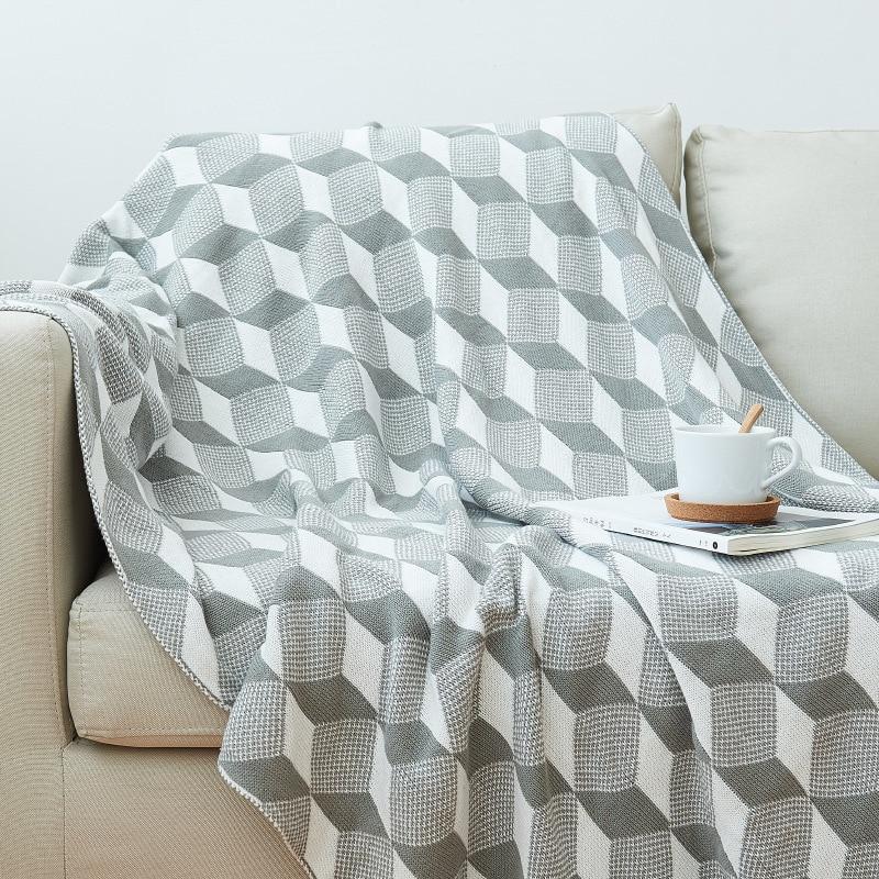Geometric Blanket Knitting Pattern : Popular Knitting Blanket Patterns-Buy Cheap Knitting Blanket Patterns lots fr...