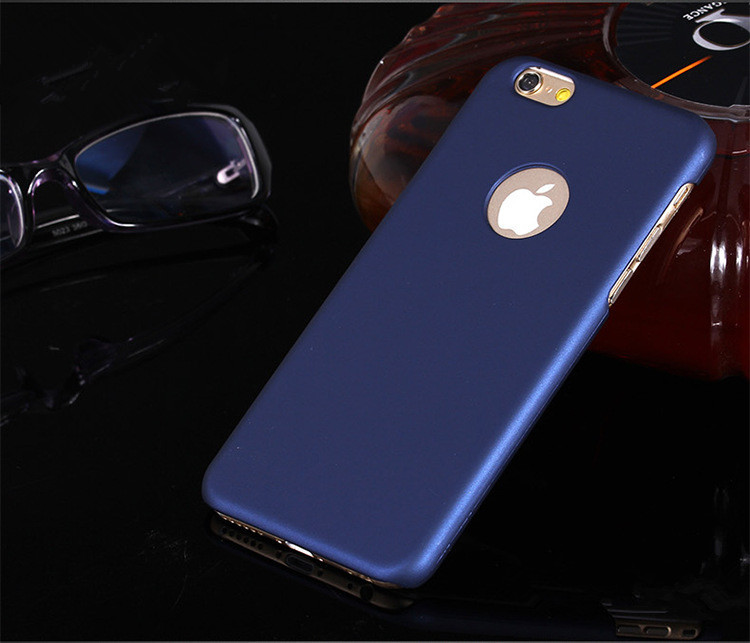 For Iphone 6 6s Plus Hard Case Retro Luxury Oil Wax Feeling Scrub Case For Iphone