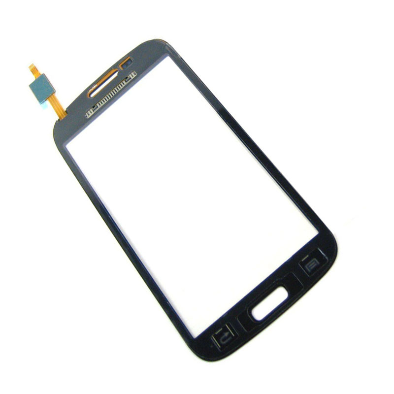 Black For Samsung Galaxy Core Duos GT-i8260 i8260 i8262 Digitizer Touch Screen Panel Sensor Glass Replacement