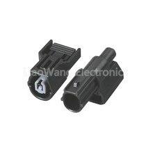 10 sets 1pin Car Connector For Automotive Connectors Plug-In DJ7011A-1.2-11/21