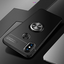 For Xiaomi Mi 8 Case Luxury Soft Silicon