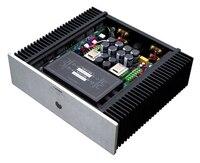 N 010 HIFI аудио XA8550 мощность усилители домашние AMP Моно блок 130 Вт * 2 (8 Ом)