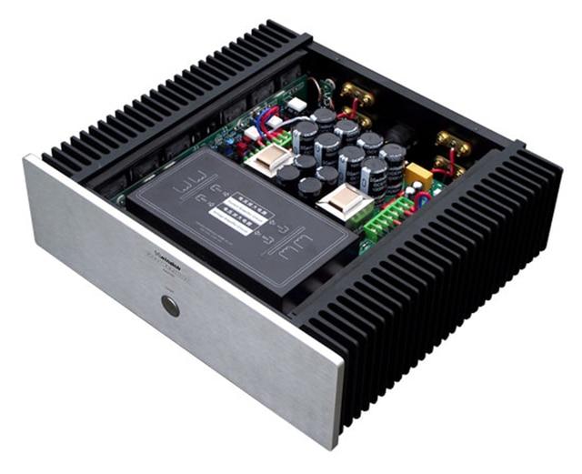 N-010  HIFI AUDIO XA8550 Power Amplifier AMP Power AMP Mono Block 130W*2 (8ohms)