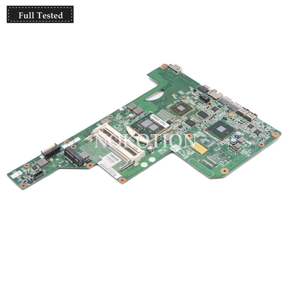 NOKOTION 615848-001 605902-001 Main board For Hp Compaq G72 17 inch laptop motherboard Geforce HD5000 HM55 DDR3 Full testedNOKOTION 615848-001 605902-001 Main board For Hp Compaq G72 17 inch laptop motherboard Geforce HD5000 HM55 DDR3 Full tested