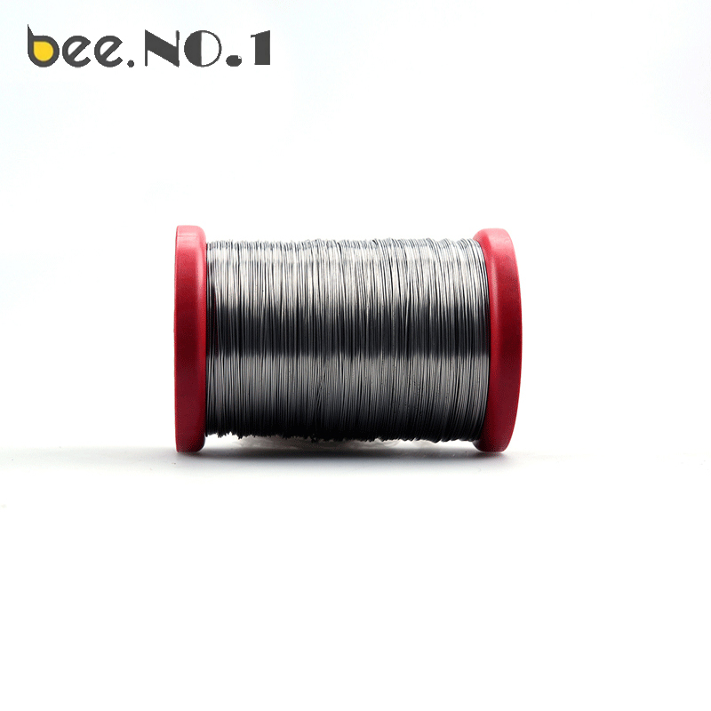 BEE.NO.1 Beekeeping Bee Nest Wire Galvanized Iron 0.55mm 250g Nest Frame Wire Wheel Strong Durable Beekeeping Equipment