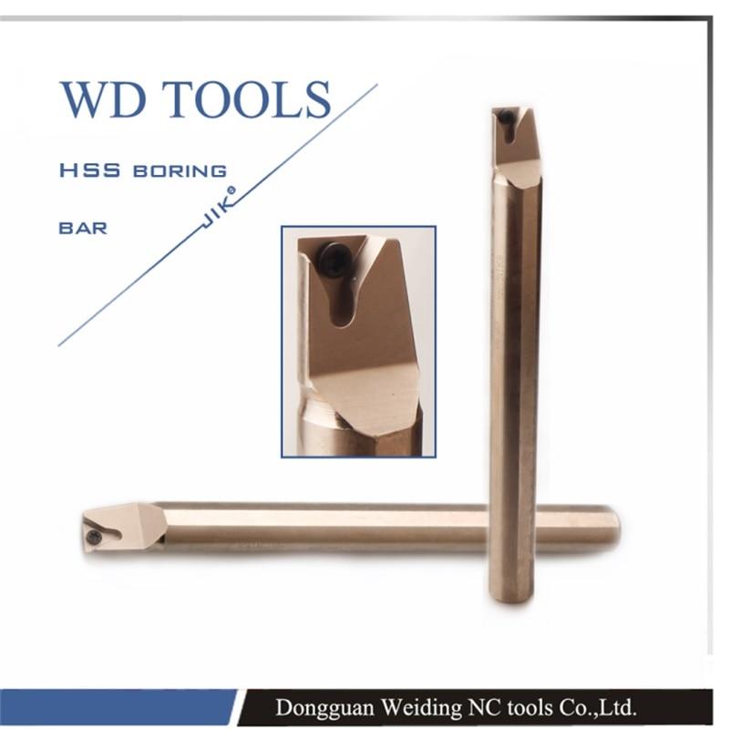 ФОТО free shipping New Arrival 3pcs SCLCR03 Lathe Boring Internal Turning Bar H04F H05G H06H  Holder Turning Tool CC--03S1 insert