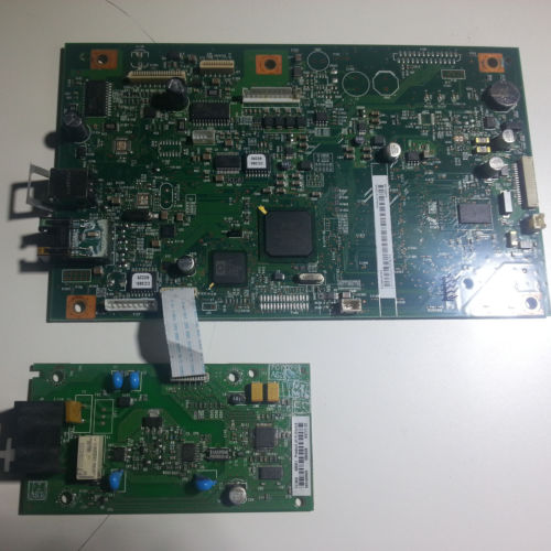 CC368-60001+CC502 FOR HP Formatter Board FAX BOARD  M1522nf MFP WITH FAX FUNCTION formatter pca assy formatter board logic main board mainboard mother board for hp m775 m775dn m775f m775z m775z ce396 60001