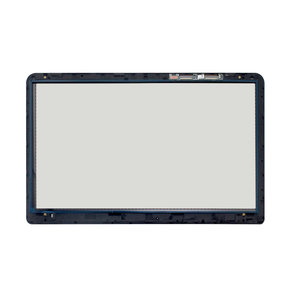 New For HP ENVY X360 M6-w102dx Touch Screen Glass Replacement Digitizer TOP15099 V0.2 15 6 lcd display matrix touch screen digitizer assembly with bezel for hp envy x360 m6 w102dx m6 w101dx m6 w104dx m6 w015dx