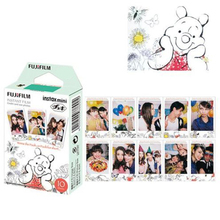 For Fuji Fujifilm Instax Mini 8 Film Winnie Bear 10pcs Instant Photo Paper for Fujifilm Mini 11 7s 25 50s 90 Camera SP 1 SP 2