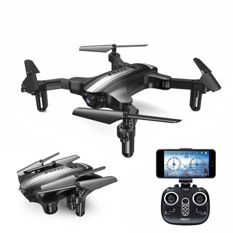 FQ777 FQ31W WIFI FPV With 0 3MP Camera Altitude Hode Wifi Real time Foldable Arm 6