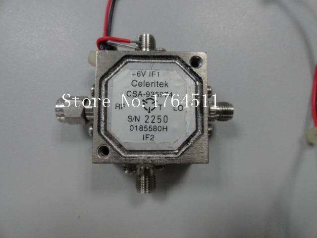 [BELLA] The United States Imported Celeritek CSA-935974 RF SMA Mixer