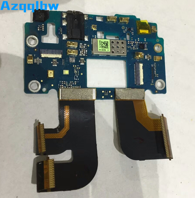 Azqqlbw For Htc One M8 Mini Mainboard Motherboard Fpc Connector Flex Cable Module For Htc One M8