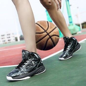Chaussures De Basket Jordan Pour Hommes   Homme Haut De Gamme Jordan Basket Chaussures Hommes Amorti Léger Basket Baskets Anti-dérapant Respirant Sports De Plein Air Jordan Chaussures