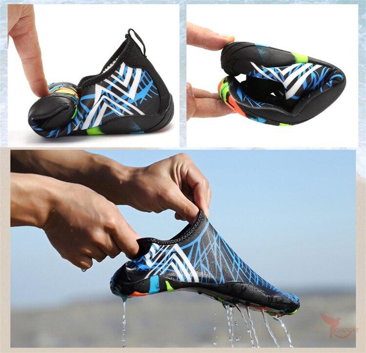Casais de Água Aqua Sapatos Esportes Tênis