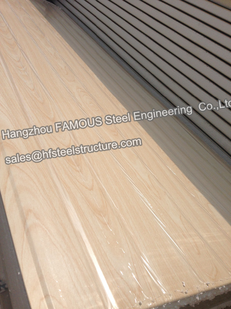 EPS Sandwich Panels For Partition Wall And Ceiling