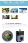 C8 экшн камера с Wi Fi камера HD 720 P дистанционное воспроизведение видео маленькая микро ip камера Обнаружение движения Ночное Видение безопасно... - 3