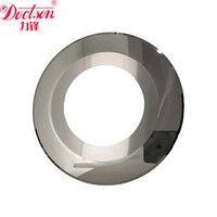 Gran oferta  cuchilla cortadora de papel con inserto de carburo para rebobinadora  cuchillas de papel corrugado  caja de cartón  cortador YG13X de carburo de tungsteno
